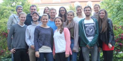 Das Team des TBK 2014
