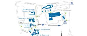 Campusplan BMC