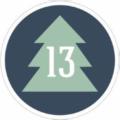 adventszahl 13